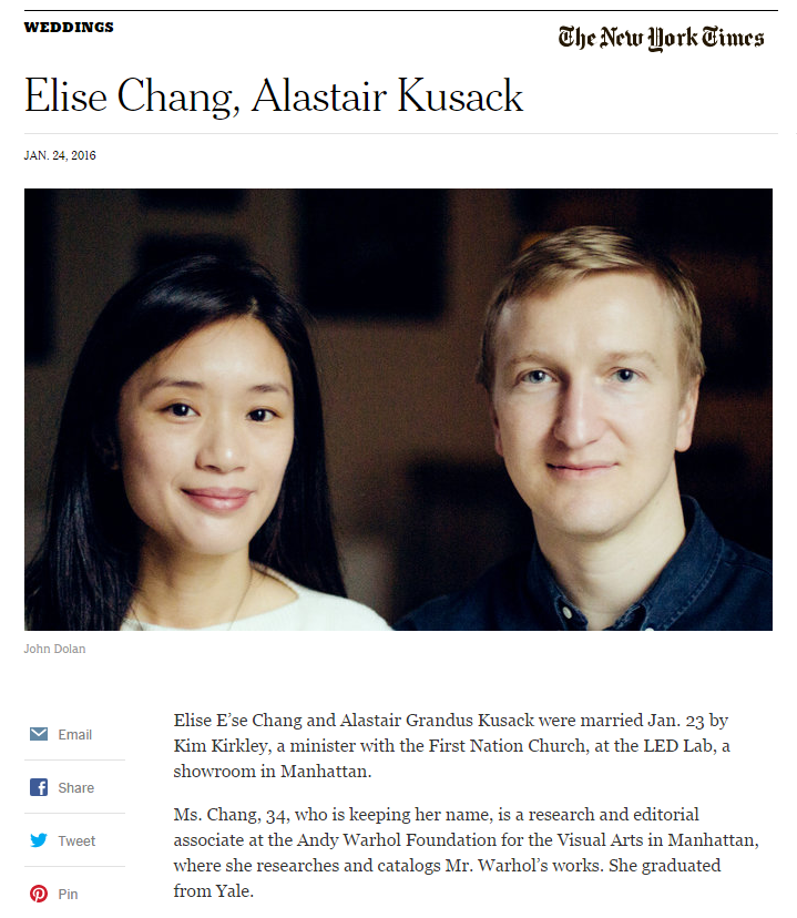 chang kusack nytimes