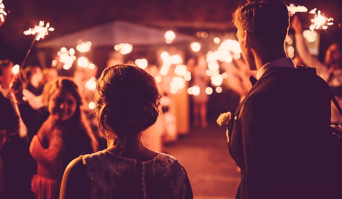 New Years Eve Wedding (Photo)