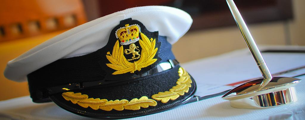 Can a ship's captain perform your marriage ceremony
