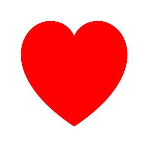 Saint Valentine Ministry (Red Heart Logo)