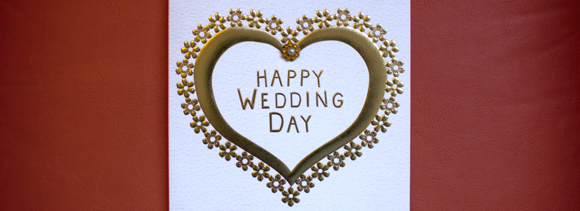 Happy Wedding Day (Photo)